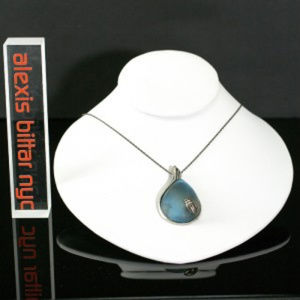 Lady Bug Lucite Pendant by Alexis Bittar